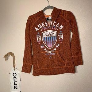 American fighter sweatshirt